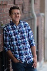 2018 Scholarship Winner—Seth Bollinger