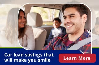Car loan savings that will make you smile — Learn more