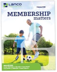 membership matters cover